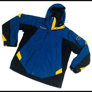 Columbia Omni-Tech Performance Jacket